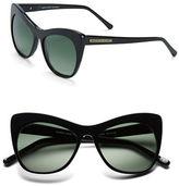 Andrew Marc 53mm Cat Eye Sunglasses