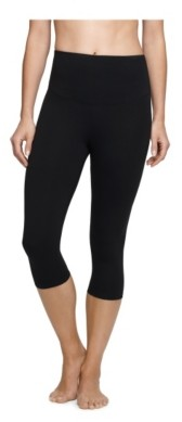 Yummie Compact Cotton Talia Women's Capri Leggings