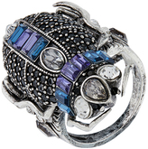 Accessorize Scarab Beetle Cocktail Ring