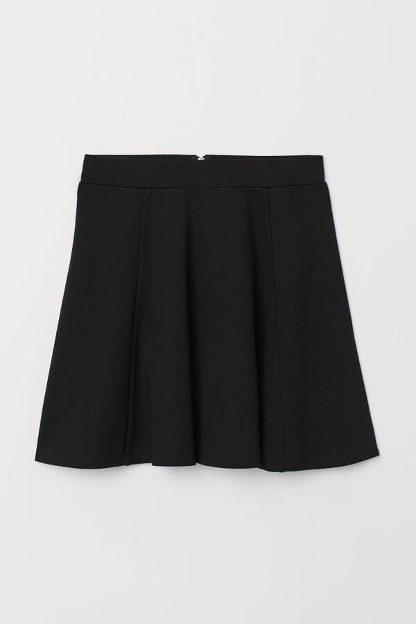 Thumbnail for your product : H&M Skater skirt