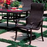 Montreux Patio Dining Chair Tropitone Frame Color: Graphite