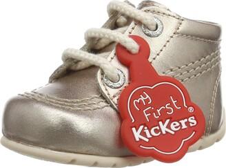 Kickers Unisex Kid's Kick Hi Classic Boots