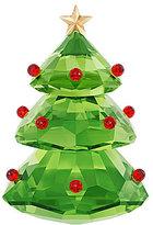 Swarovski Crystal Christmas Tree Figurine
