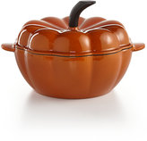 Martha Stewart Collection 2-Qt. Pumpkin Casserole, Created for Macy's