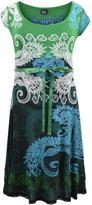 Desigual Paisley Dress