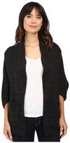 Christin Michaels Clarrisa Shrug Cardigan with Pockets