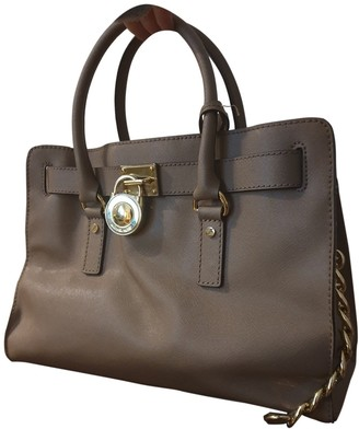Michael Kors Hamilton Other Leather Handbags
