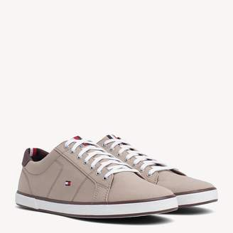 Lace-Up Sustainable Cotton Trainers