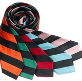 Clearance Guard Stripe Factory Tie
