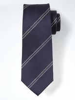 Banana Republic Sketch-Stripe Nanotex® Tie