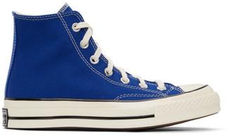 Converse Blue Seasonal Color Chuck 70 High Sneakers