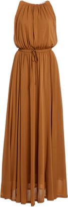 Max Mara Astrid Sleeveless Jersey Midi Dress