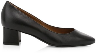 Aquatalia Pasha Leather Pumps