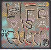 Gucci GucciGhost scarf