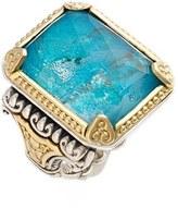Konstantino Women's 'Iliada' Semiprecious Ring