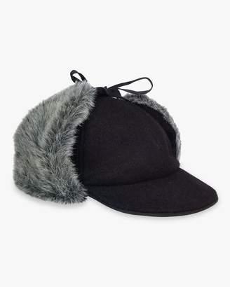 Hat Attack Faux Fur Trapper Hat