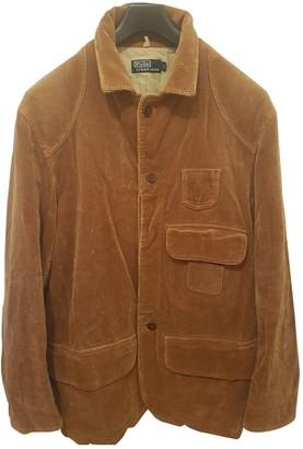 Polo Ralph Lauren Camel Velvet Jackets