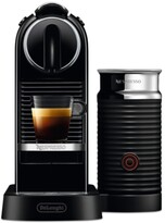 Nespresso CitiZ & Milk Espresso Maker by De'Longhi, Black