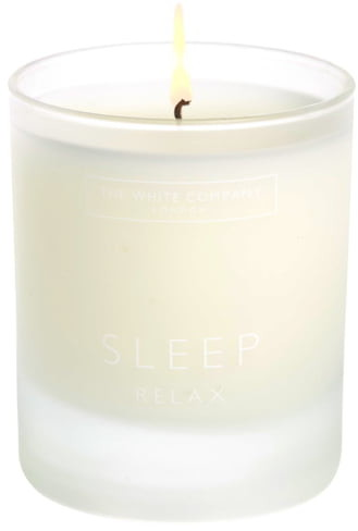The White Company Natural Sleep Candle