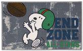 """Peanuts Friends """"End Zone All Stars"""" Rug - 18"""" x 30"""""""