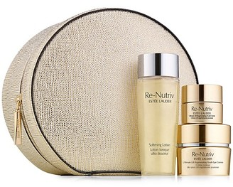 Estee Lauder Re-Nutriv 4-Piece Eye Set - $255 Value