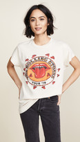 Thumbnail for your product : MadeWorn Rolling Stones 1978 Rock Printed Tee