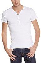 Best Mountain Men's TCE1583H Plain Short Sleeve T-Shirt