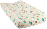 Trend Lab Lullaby Jungle Deluxe Flannel Changing Pad Cover