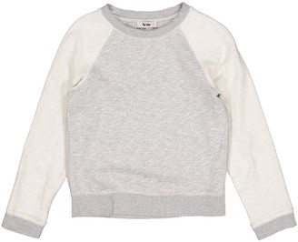Acne Studios Grey Cotton Knitwear