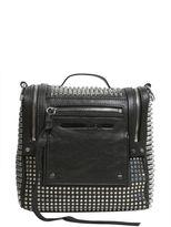 McQ by Alexander McQueen Loveless 69 Mini Convertible Box Bag