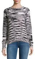 True Religion Knit Cotton Pullover