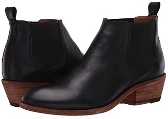 Frye Carson Chelsea (Marigold Sun-Washed Leather) Women's Boots
