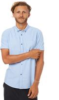 Swell Ss Mens Dress Shirt Blue