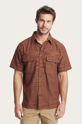 The Frye Company Military Shirt