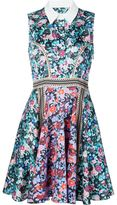 Mary Katrantzou 'Lordew' floral print dress - women - Cotton - 12