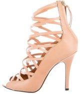 Isabel Marant Leather Multistrap Sandals