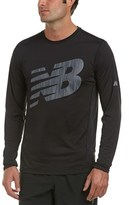 New Balance Accelerate Graphic Top.