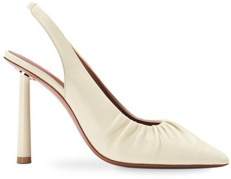 Fenty by Rihanna Dont Be Square 105mm slingback shoes