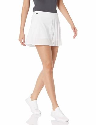 Lacoste Women's Sport Side Pleated Tennis Skirt