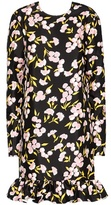 Marni Floral Printed Cotton Dress