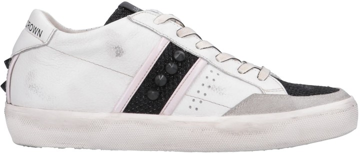 Leather Crown Low-tops & sneakers - Item 11563915JD