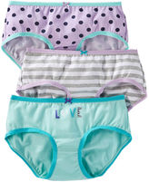 Osh Kosh 3-Pack Stretch Cotton Panties