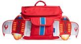 Bixbee Boy's Firebird Flyer Backpack - Red