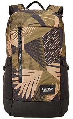 Burton Prospect 2.0 Backpack (Martini Olive Woodcut Palm) Backpack Bags