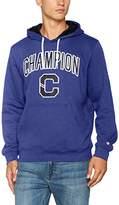 Champion Men's Hooded Sweatshirt-Contemporary Graphics Hoodie