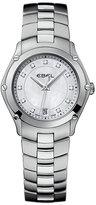 Ebel ladies' stainless steel bracelet watch