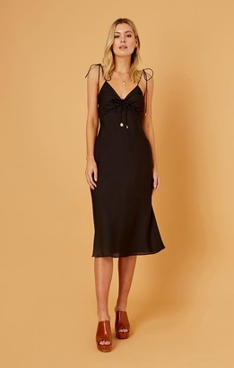 Finders Keepers SHORES DRESS black