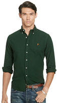 Polo Ralph Lauren Slim Garment-Dyed Oxford Shirt