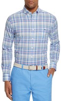 Vineyard Vines Brightwaters Plaid Tucker Slim Fit Button-Down Shirt