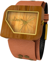 Unisex Wooden Pellicano Watch